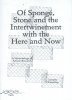 Janneke  Wesseling ,vis-�-vis Of sponge, stone and the intertwinement with the here and now
