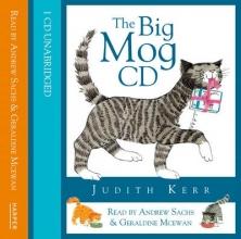 Kerr, Judith Big Mog CD