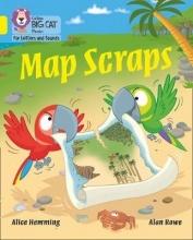 Alice Hemming,   Alan Rowe Map Scraps