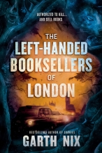 Garth Nix, The Left-Handed Booksellers of London