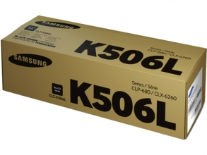 , Tonercartridge Samsung CLT-K506L HC zwart