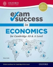 Cook, Terry Exam Success in Economics for Cambridge AS & A Level
