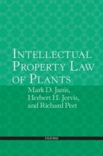 Janis, Mark D. Intellectual Property Law of Plants