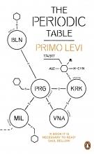 Primo,Levi Periodic Table