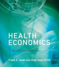 Frank A. (Professor of Health Policy and Management and Professor of Economics, Duke University) Sloan,   Chee-Ruey (Visiting Scholar, Duke University) Hsieh Health Economics