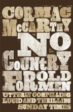 McCarthy, Cormac No Country for Old Men
