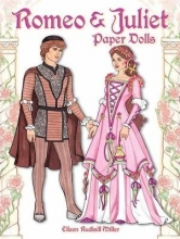 Miller, Eileen Rudisill Romeo and Juliet Paper Dolls