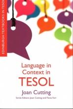 Joan Cutting Language in Context in TESOL