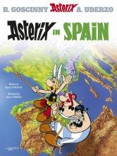 Rene,Goscinny Asterix  Asterix in Spain (english)