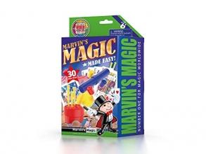 Mar-mme3012 , Marvin`s magic made easy - 30 magic tricks - groen