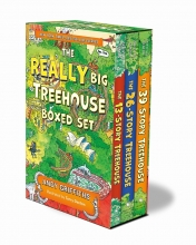 Griffiths, Andy The Really Big Treehouse Boxed Set