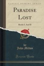 Milton, John Paradise Lost