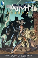 Snyder, Scott,   Tynion, James, IV Batman Eternal 2