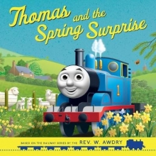 Awdry, Reverend Wilbert Thomas and the Spring Surprise (Thomas & Friends Picture Boo