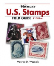 Wozniak, Maurice D. Warman`s U.S. Stamps Field Guide