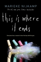 Marieke  Nijkamp This is where it ends