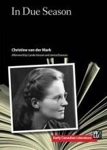Van Der Mark, Christine In Due Season