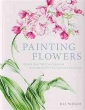 Winch, Jill Painting Flowers