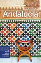 Isabella Lonely Planet  Clark  Gregor  Garwood  Duncan  Noble, Lonely Planet Andalucia