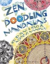 Scrace, Carolyn Zen Doodling Mandalas