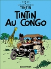 Herge Les Aventures de Tintin 02. Tintin au Congo