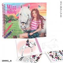 Miss melody dress up your horse