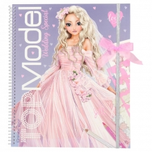 , Topmodel create your wedding s pecial kleurboek