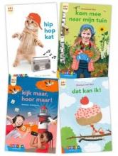 , Pakket AVI Kanjers AVI start  (4 st.)