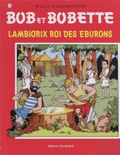 Willy  Vandersteen Bob et Bobette Lambiorix roi des Eburons