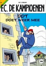Hec  Leemans FC De Kampioenen 63 DDT doet weer mee