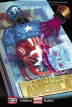 Rick  Remender Marvel Captain America
