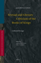 Julio Trebolle Barrera , Textual and Literary Criticism of the Books of Kings