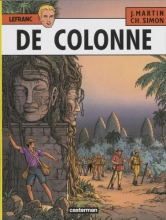 Martin, J. De colonne