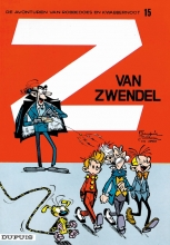 Franquin,,André Robbedoes & Kwabbernoot 15