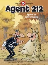 Daniël,Kox/ Cauvin,,Raoul Agent 212 24