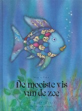 Marcus  Pfister De mooiste vis van de zee