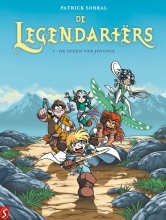 Nadou/ Sobral,,Patrick Legendariers 01