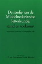 Studie van de middelnederlandse letterkunde