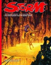 Martin  Lodewijk Storm 19 - De terugkeer van de Rode Prins