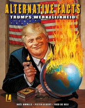Noël  Ummels, Pieter  Albert Alternative Facts - Trumps werkelijkheid
