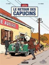 Thierry  Dubois Jacques Gipar 2 De terugkeer van de Kapucijnen