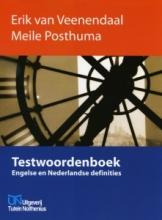 Erik van Veenendaal, Meile  Posthuma ISTQB Testwoordenboek