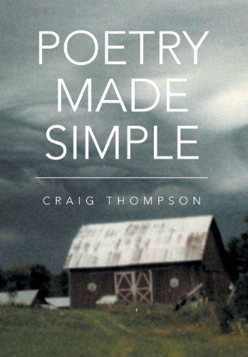 Craig Thompson,Poetry Made Simple