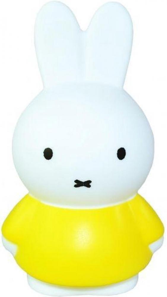 Blp-miff3931,Nijntje - gele jurk -  spaarpot - kunststof