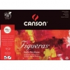 ,<b>Canson Blok  Olieverf Figueras.290 Grs 24x33 10vl</b>