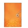 ,<b>Sorteermap Leitz WOW PP 6-vaks oranje</b>