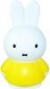 Blp-miff3931 , Nijntje - gele jurk -  spaarpot - kunststof