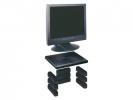 ,<b>Monitorstandaard Quantore 30kg zwart</b>
