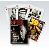Pia-133411 , Spies - speelkaarten - single deck - piatnik