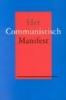 Karl Marx en Friedrich Engels, Het communistisch manifest